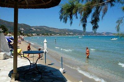 Pláž v Alykés (nahrál: admin2)