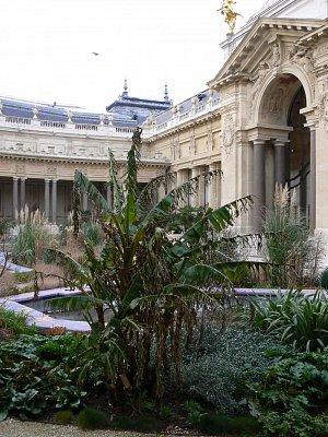 Zahrada paláce