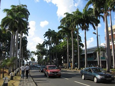 Place S.Bissoondoyal