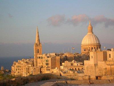 Panorama Valletty