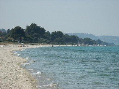 Pláž Pefkochori (nahrál: Wikinger)