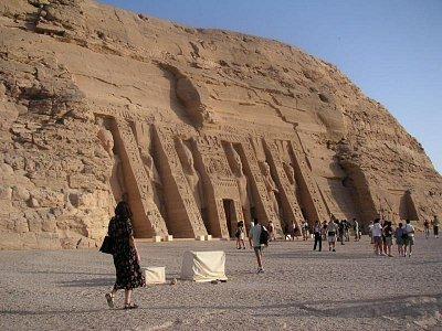 Chrám zasvěcený Nefertari (nahrál: admin)