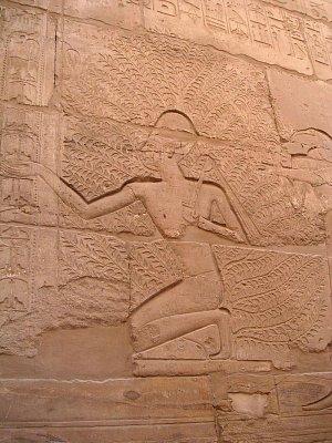 Vyobrazení faraóna (nahrál: admin)