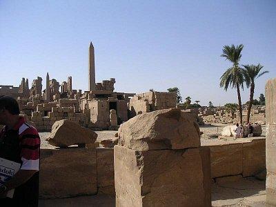 Pohled do ruin chrámového komplexu (nahrál: admin)