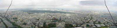 Panorama z La Tour Eeffel (nahrál: NOi)