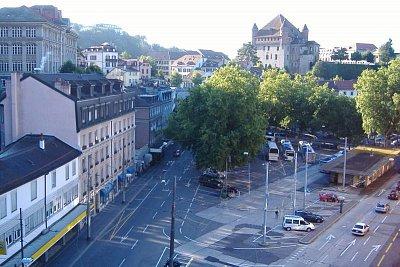 Place de Tunel - Place de Tunel & Chateau St.Maire (nahrál: Máca)