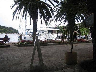 cavtat přístav  (nahrál: josef zavoral)