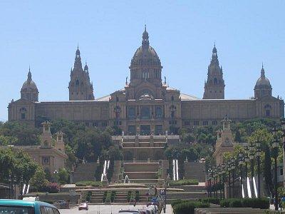 hrad v barcelone (nahrál: denisa )