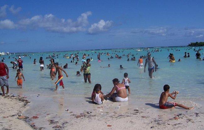 Vysněný ostrov BACARDI