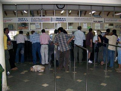 Předprodej lístků na vlak (nahrál: admin)