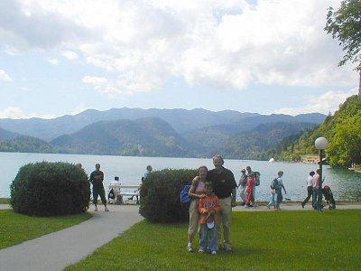 Bledské jezero (nahrál: Slávek)