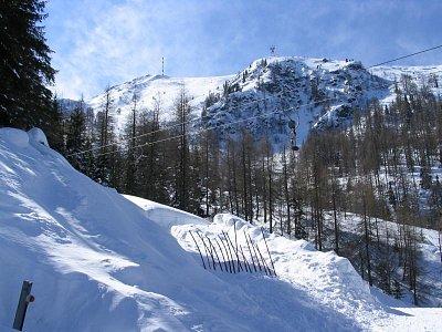 sněhu je v Alpách vždycky dost (nahrál: admin)