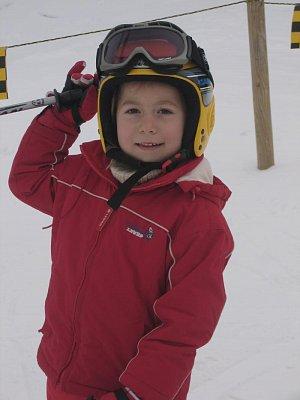 líbí se tu i nejmenším lyžařům (nahrál: admin)