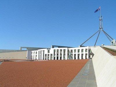 Nová budova parlamentu (nahrál: admin)