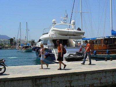 město Kos přístav (nahrál: Pájuška1)