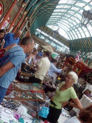 Trhy v Covent Garden (nahrál: admin)