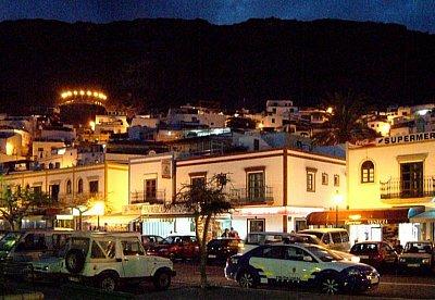 Puerto de Mogán-noční (nahrál: Karolko)