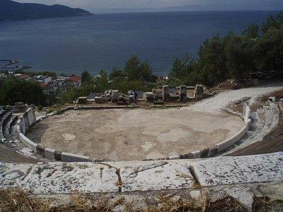 Thassos-divadlo (nahrál: KačaDOD)