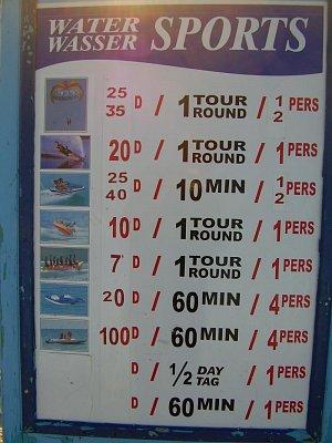 Ceník plážových sportů 2008 (nahrál: Jechort)
