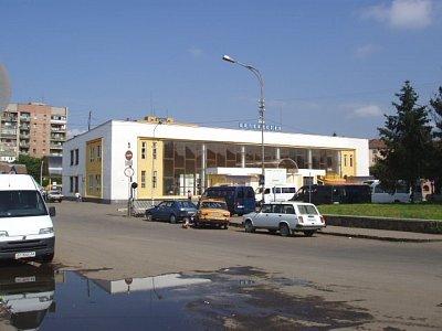 autobusové nádraží (nahrál: Kamil Hainc)