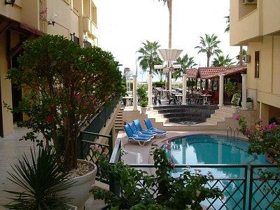 hotel Dragos Beach (nahrál: Majka z Písku)