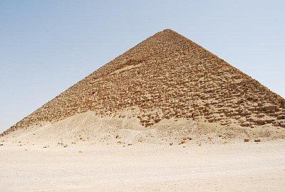 Dahšúr - Červená pyramida (nahrál: evelyn)