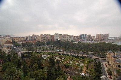 Malaga - Pohľad z pevnosti (nahrál: klasik)