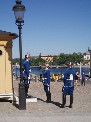 Před královským palácem (nahrál: Jarmila  Macháčková)