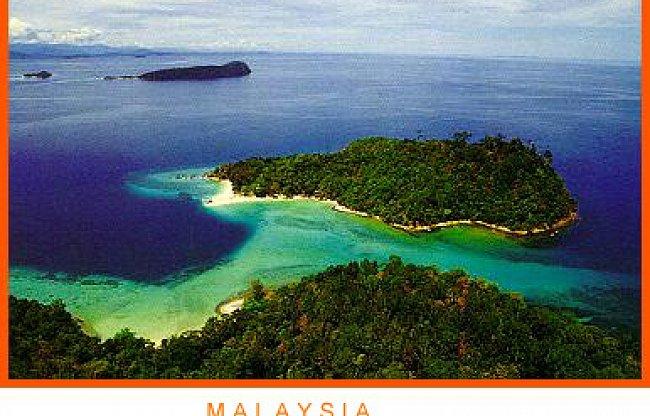 Malajský ostrov Langkawi