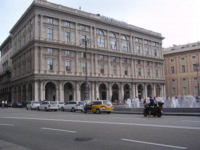 Janov Piazza Raffaele de Ferrari (nahrál: Jitka Zagorová)
