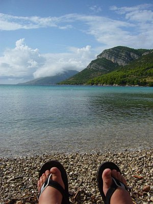 Žuljana - Na hlanví pláži (nahrál: RadulkaP)