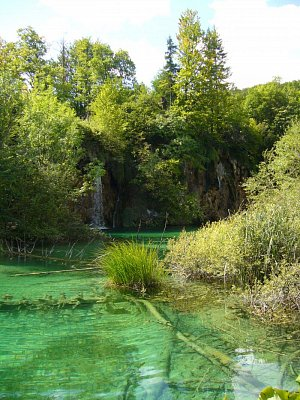 Plitvická jezera září 2009 (nahrál: RadulkaP)