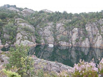 Ostrov Askoy- jeden z ostrovů k příjemnému pobytu u Bergenu (nahrál: Gaucho)