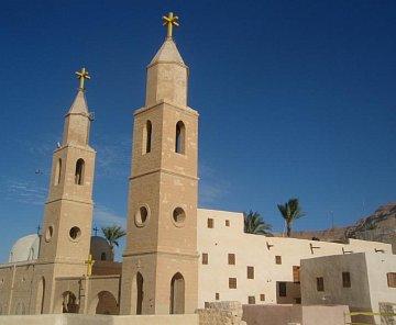 Klášter sv.Antonína v Egyptě