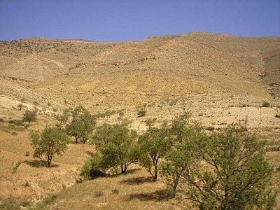 Maroko - pohoří 1