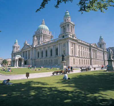 Belfast City Hall (nahrál: admin)