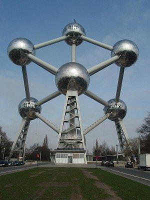 Brusel březen 2010
