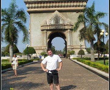 LAOS hlavni mesto Vientiane