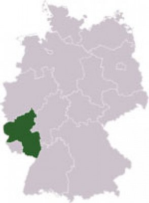 Porýní-Falcko - Porýní-Falcko . Zdroj: Wikipedia.org (nahrál: admin)
