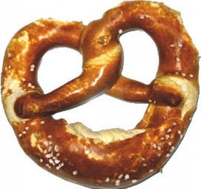 Bavorský preclík - Bavorský preclík. Zdroj: Wikipedia.org (nahrál: admin)