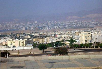 pohled na město Agaba (nahrál: Iwana)