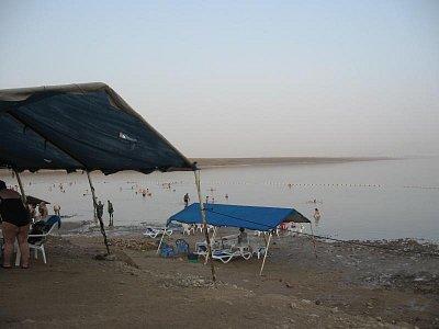 Koupaliště Kalia Beach k večeru - Ještě jednou v říjnu 2010. (nahrál: Dorothea)