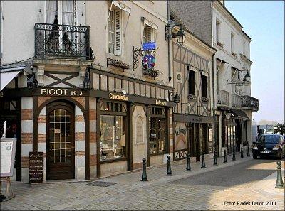 Centrum v Amboise (nahrál: Radek David)
