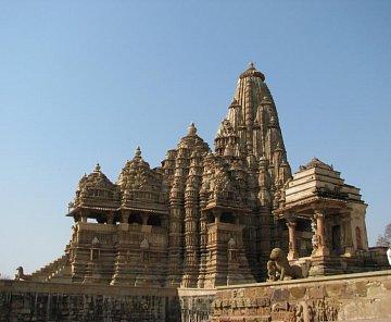 Sever Indie - Orčha a Khadžuráho