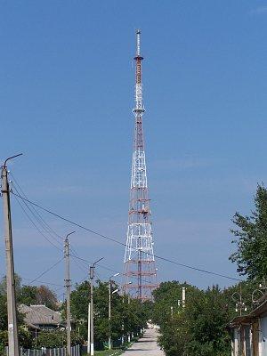 Edineț - centrum okresu a újezdu na severu