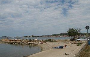 Chorvatsko-Vodice 7/2011