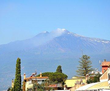SICÍLIE - Taormína, Castelmola a Letojani